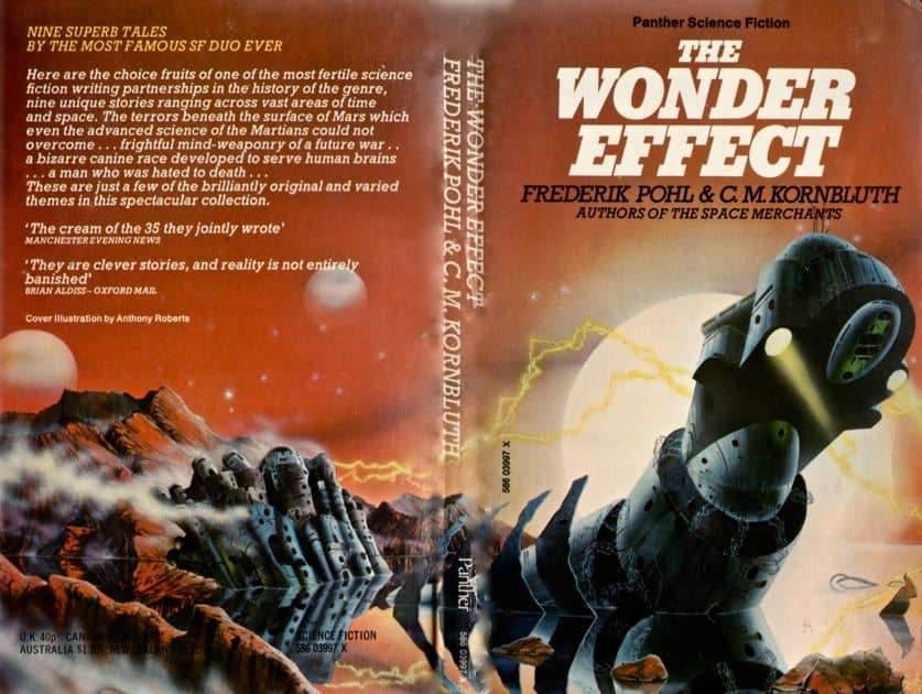 The Wonder Effect Kornbluth Pohl-Panther