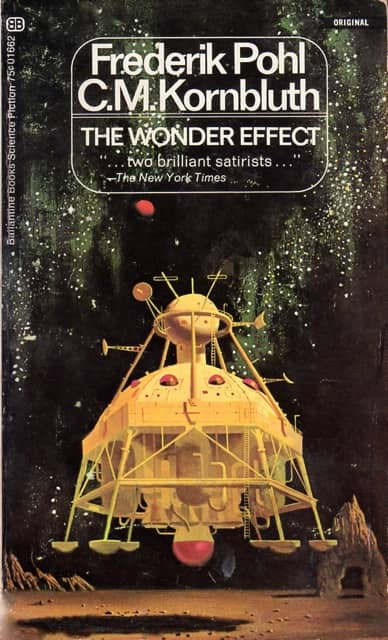 The Wonder Effect Kornbluth Pohl-small