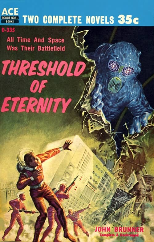 Threshold of Eternity John Brunner-small