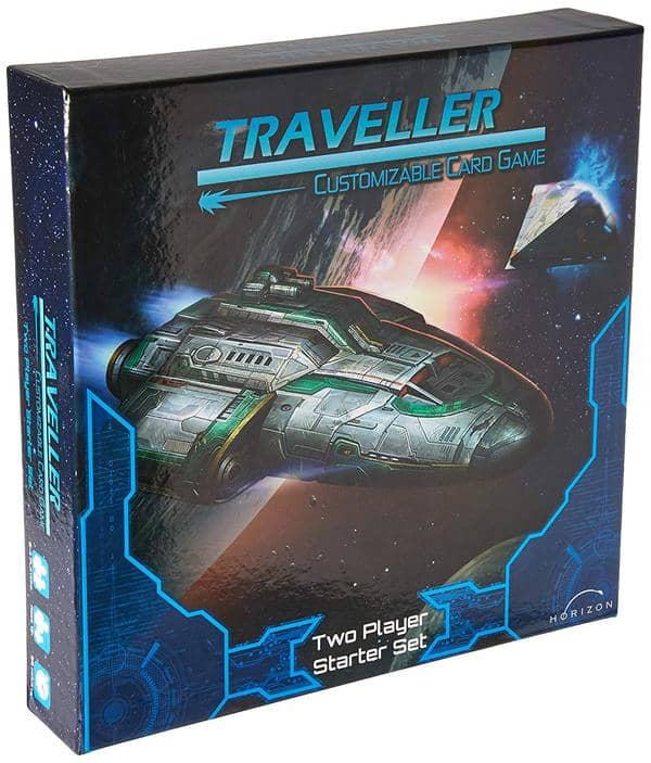 Traveler Customizable Card Game-small