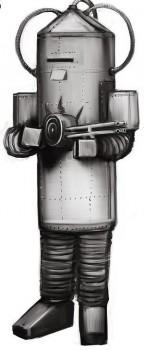 Undersea Kingdom robot