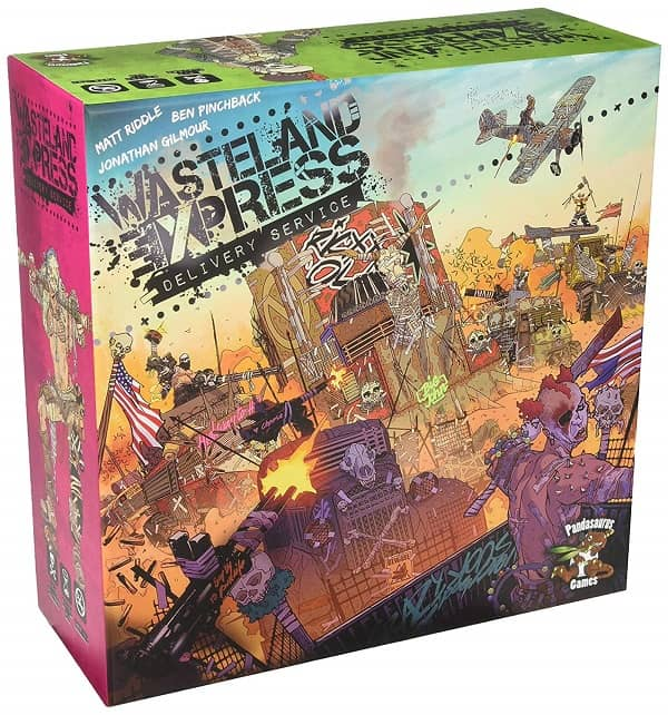 Wasteland Express Delivery Service-small