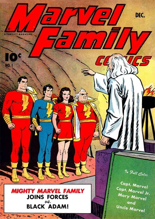 (5) Marvel Family #1-small