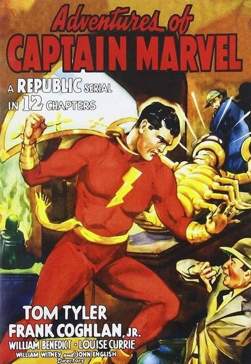 (8) The Adventures of Captain Marvel