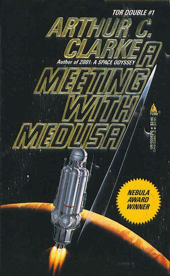"""The Golden Age of Science Fiction: The 1973 Nebula Award for Best Novella: """"A Meeting With Medusa"""" by Arthur C. Clarke"""