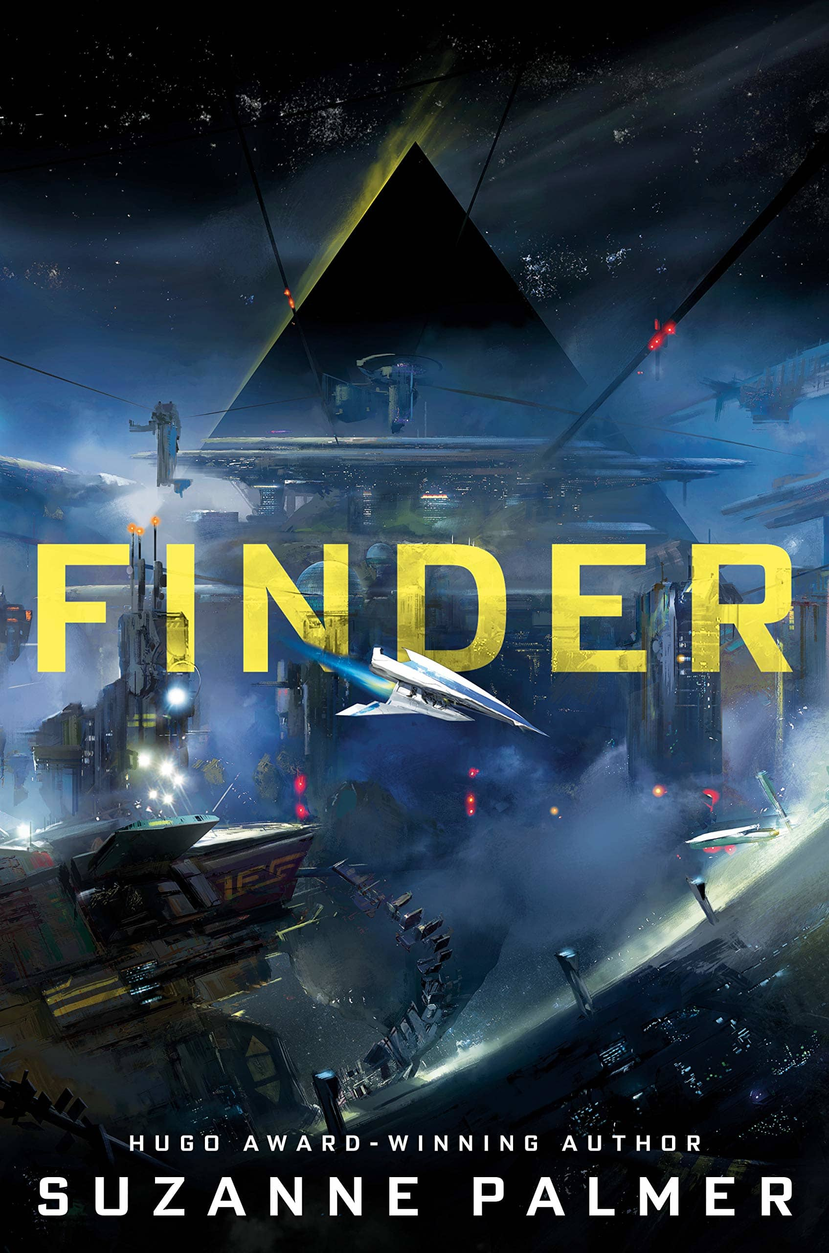 New Treasures: Finder by Suzanne Palmer