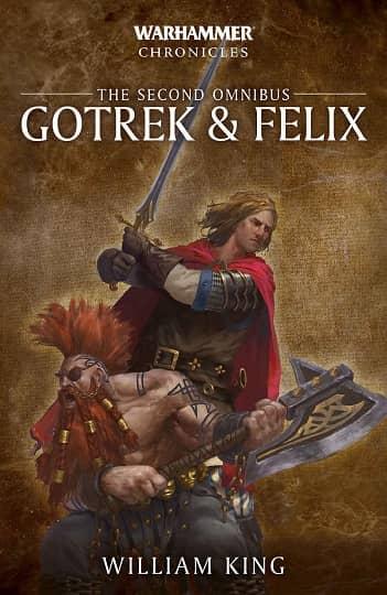 Gotrek & Felix The Second Omnibus-small