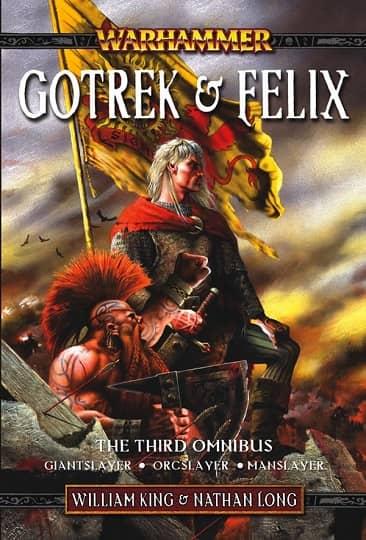 Gotrek & Felix The Third Omnibus first print-small