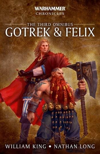 Gotrek & Felix The Third Omnibus-small