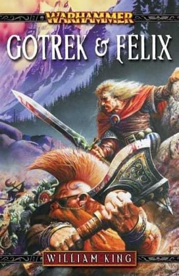 Gotrek and Felix Volume 1 first print-small