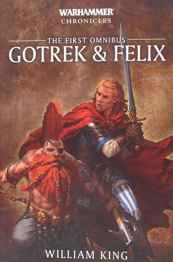 Gotrek and Felix Volume 1-small