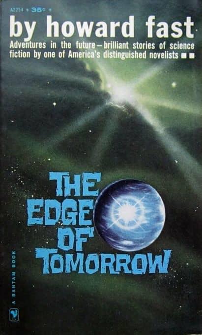 Howard Fast The Edge of Tomorrow Bantam-small
