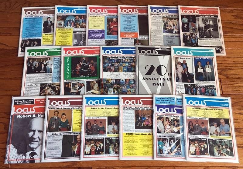 Locus magazine 1987 1988-small
