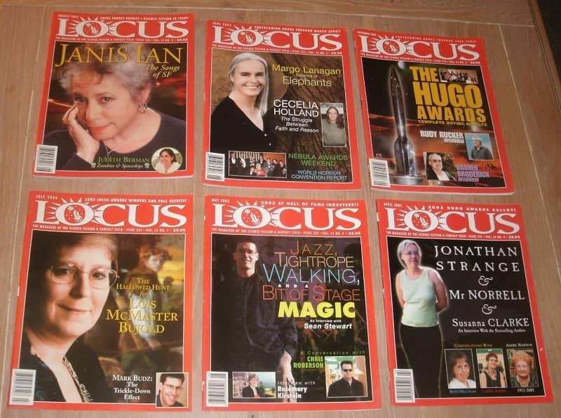 Locus magazine 2005-small