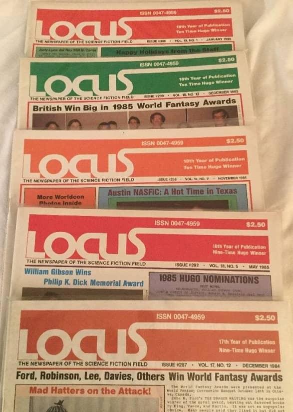 Locus magazine lot 5-small