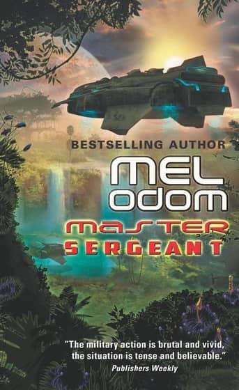 Master Sergeant Mel Odom-small