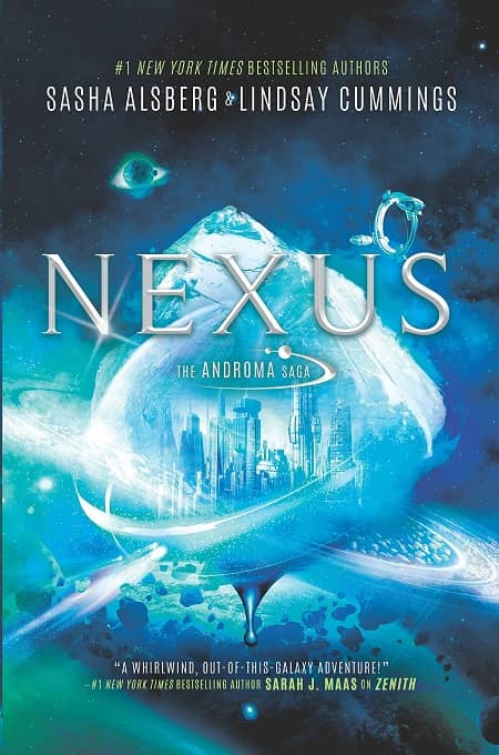 Nexus The Androma Saga-small