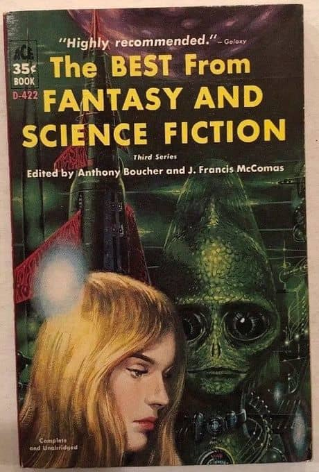 The Best From Fantasy and Science Fiction Third Series-small
