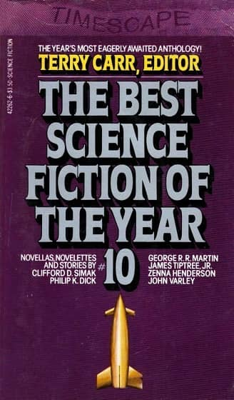 The Best Science Fiction of the Year 10-small