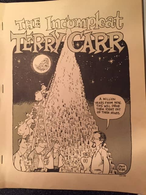 The Incompleat Terry Carr