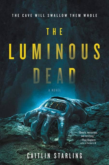 The Luminous Dead-small