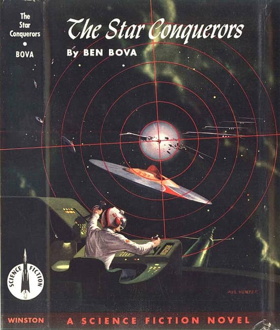 The Star Conquerors Ben Bova-small