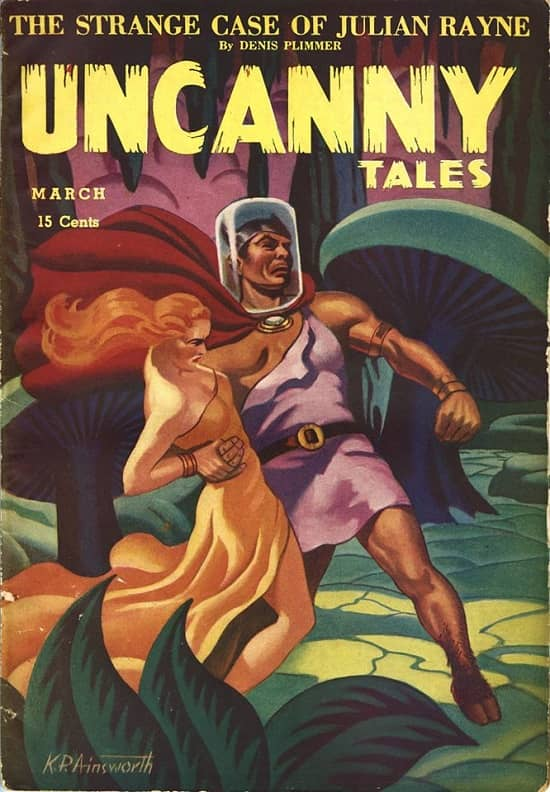 Windy City Pulp and Paper auction Uncanny Tales-small