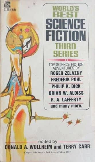 World's Best Science Fiction Third Series Carr-small