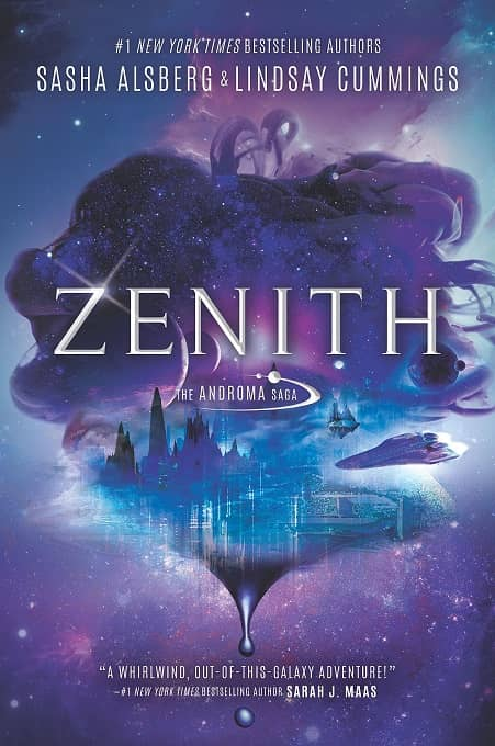 Zenith The Androma Saga-small