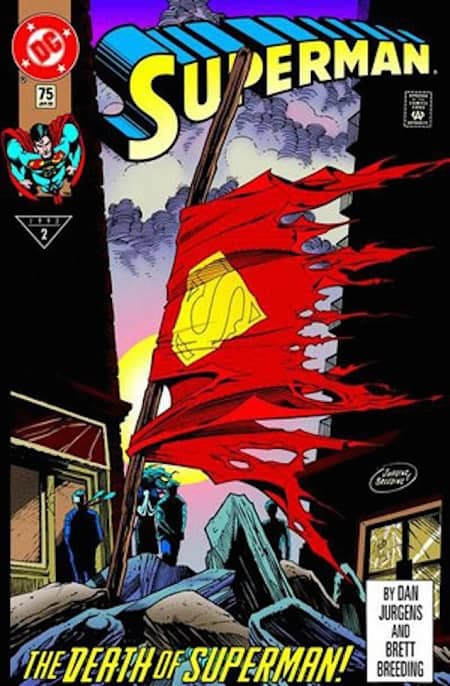 (1) The Death of Superman-small