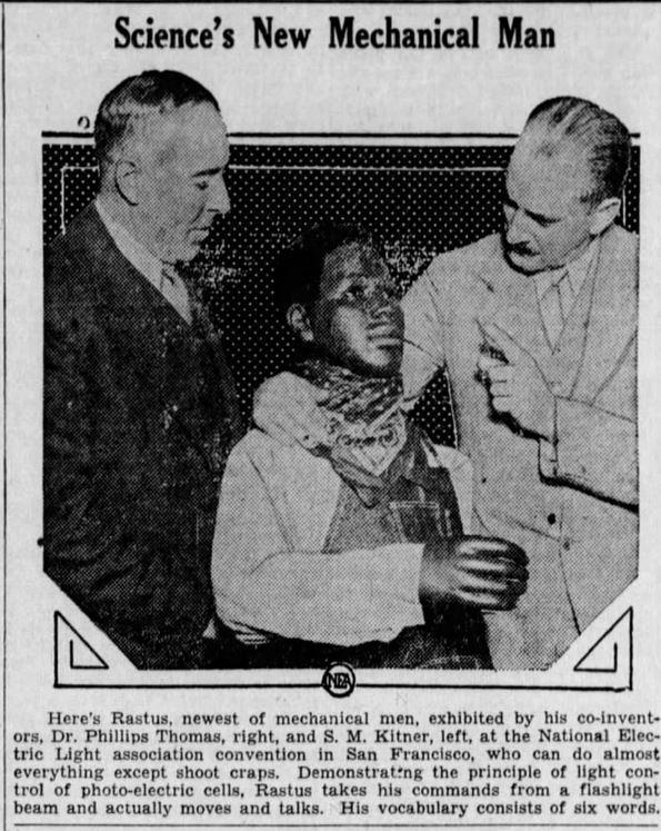1930-06-27 Richmond [IN] Item 1 rastus illus