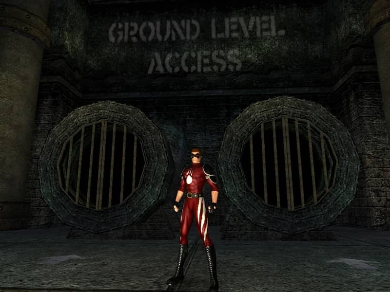 (4) Red Mongoose in the sewers-small
