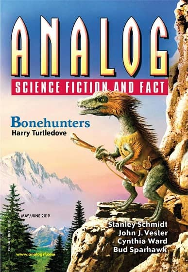 Analog Science Fiction May June 2019-small