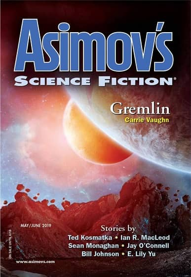 Asimov's Science Fiction May June 2019-small