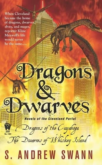 Dragons and Dwarves Stories of the Cleveland Portal-small
