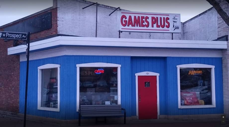 Games Plus store Mount Prospect-small