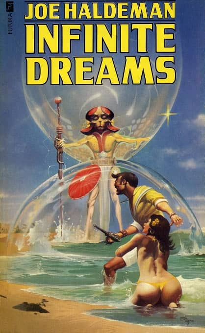 Infinite Dreams Joe Haldeman UK-small