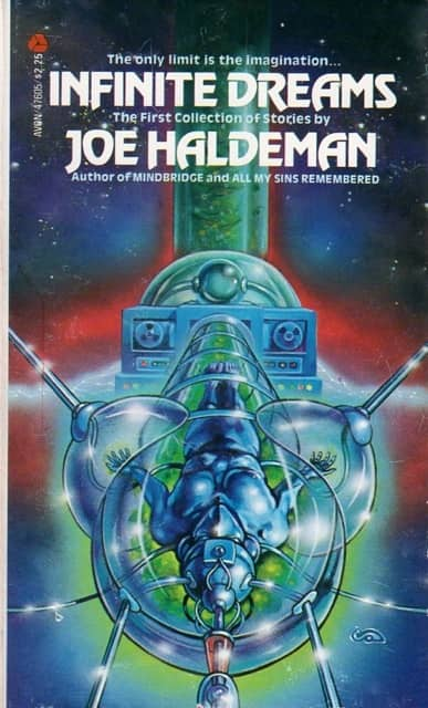 Infinite Dreams Joe Haldeman-small2