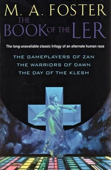 M.A. Foster The Book of the Ler-small