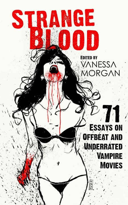 Strange Blood Vanessa Morgan-small