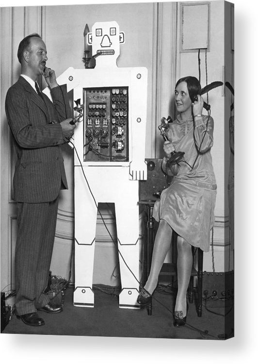Televox with Roy Wensley