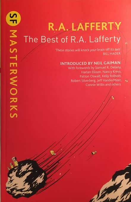 The Best of R. A. Lafferty-small