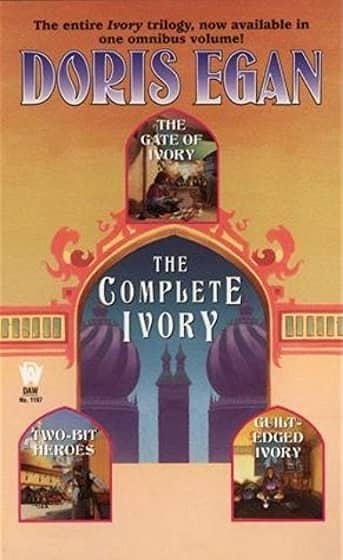 The Complete Ivory Doris Egan-small