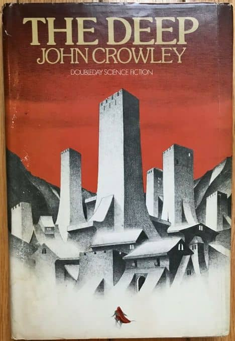 The Deep John Crowley Doubleday-small