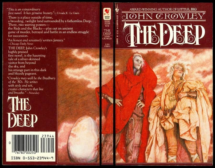 The Deep John Crowley-small
