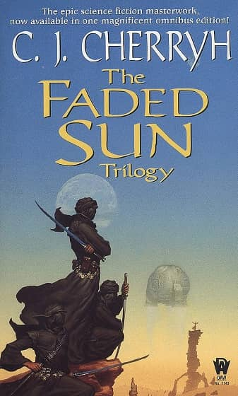 The Faded Sun Trilogy-small