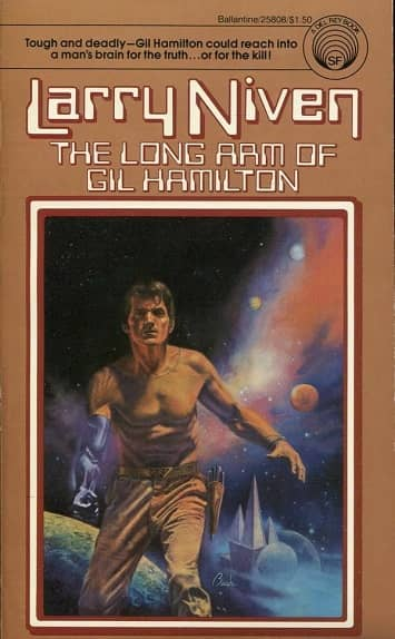 The Long ARM of Gil Hamilton-small