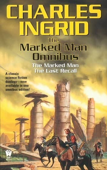 The Marked Man Omnibus-small