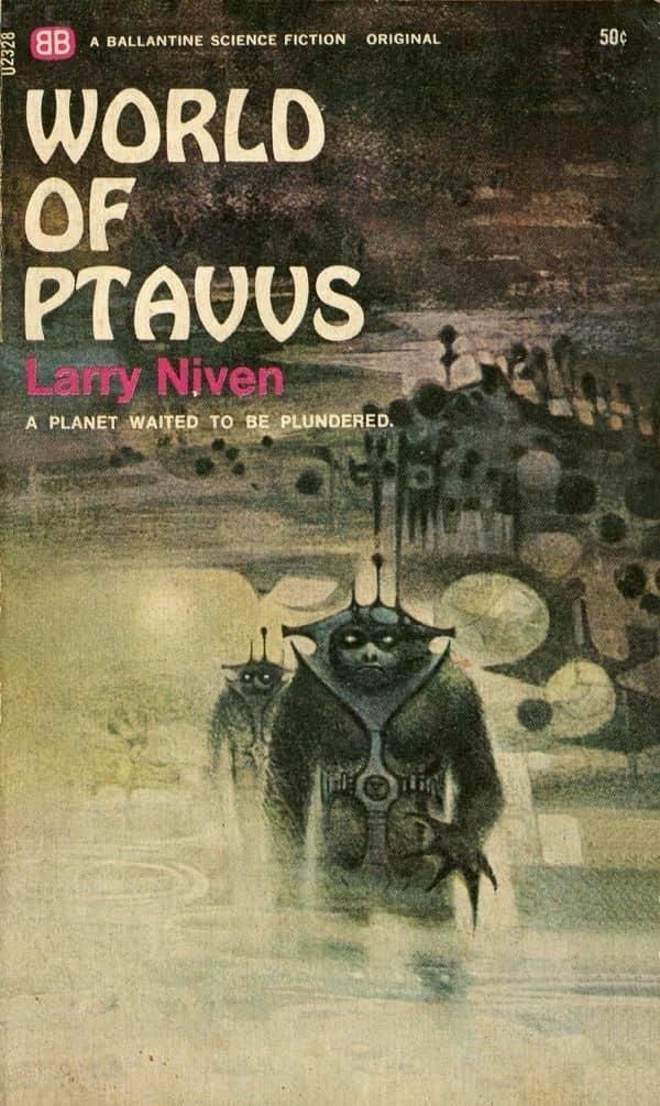 The Golden Age of Science Fiction: The 1973 Skylark Award: Larry Niven