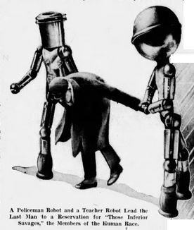 1937-10-17 San Francisco Examiner [American Weekly 3] A Whole World of Metal Men, The Last Man - Copy